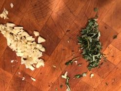 choppedgarliccilantro